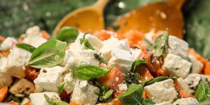 Zdrowe sałatki