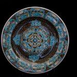 Talerz z porcelany