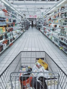 zakupy, środki czystości